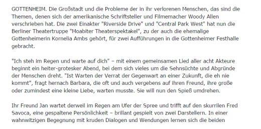 Badensche Zeitung