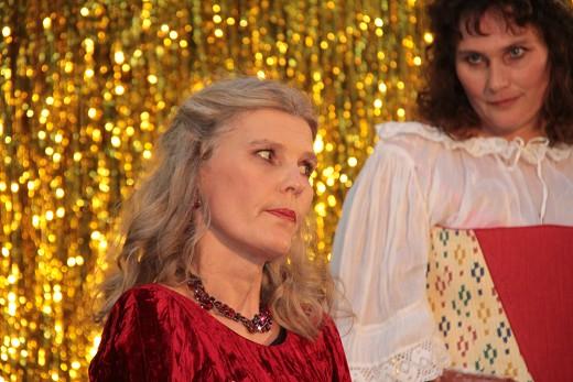 Gräfin und Susanne