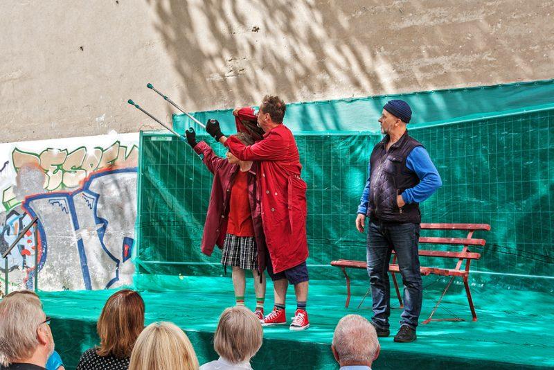Moabiter Theaterspektakel 2017, Riverside Drive